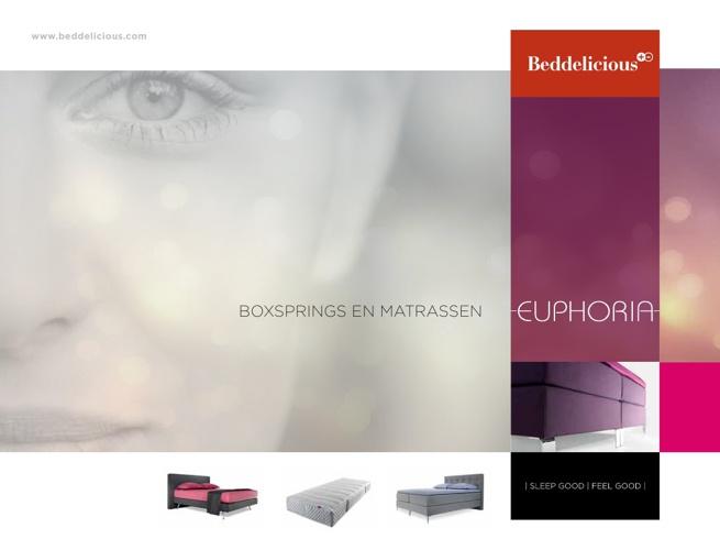 Beddelicious EUPHORIA brochure