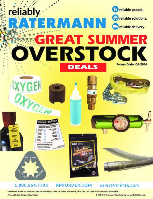 Ratermann Great Summer Overstock