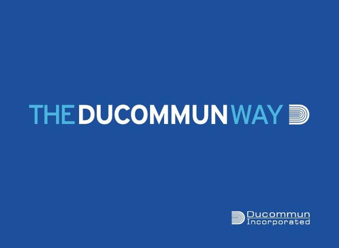 The Ducommun Way Flipbook