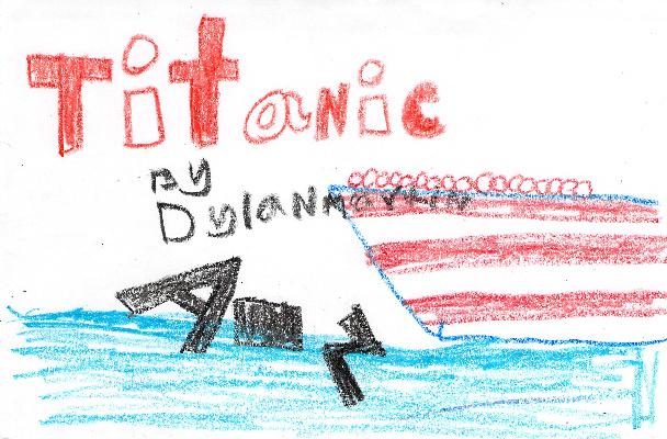 Titanic A-Z By Dylan M