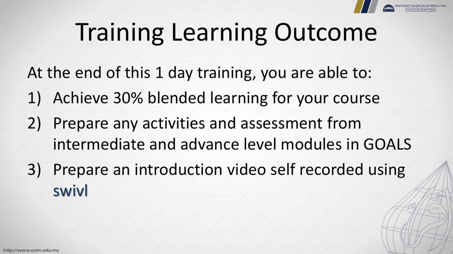 How To Achieve 30% Blended Learning