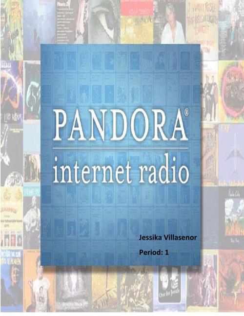 Pandora Internet Radeo
