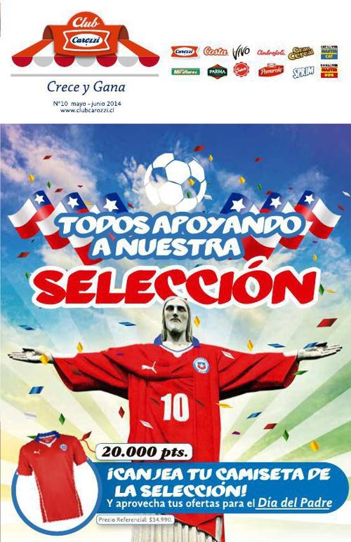 Revista Carozzi Nº10, mayo