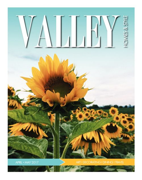 Valley Homes & Style - April & May 2017