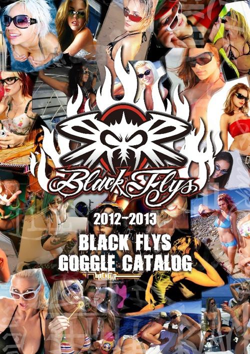 BLACK FLYS 2012-2013 GOGGLE CATALOG