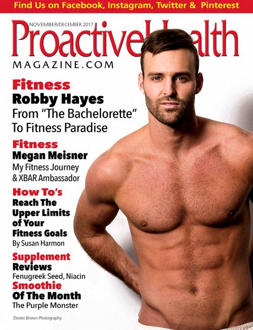 Proactive Health Magazine - Nov Dec 2017 Issue
