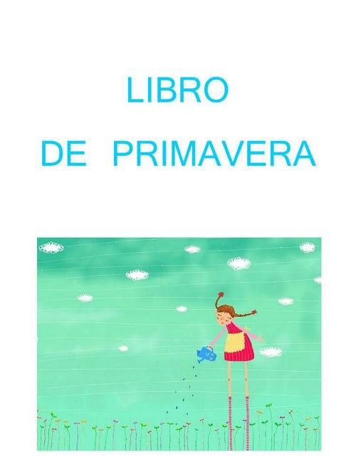 LIBRO DE LA PRIMAVERA