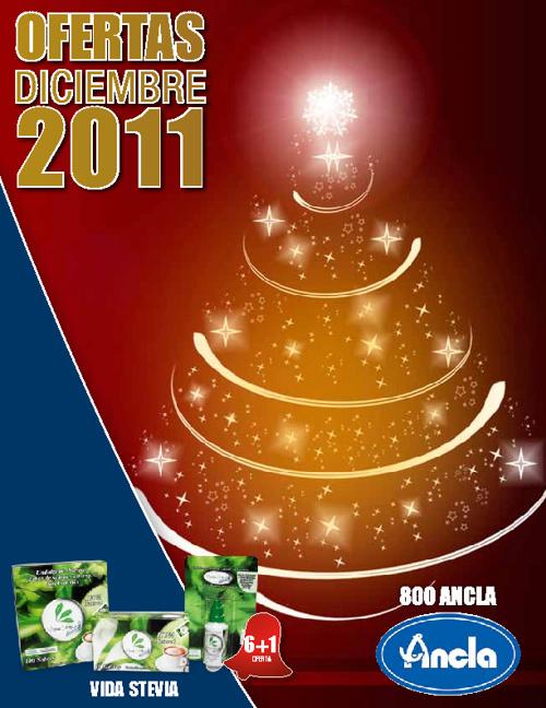 Ofertas Diciembre 2011