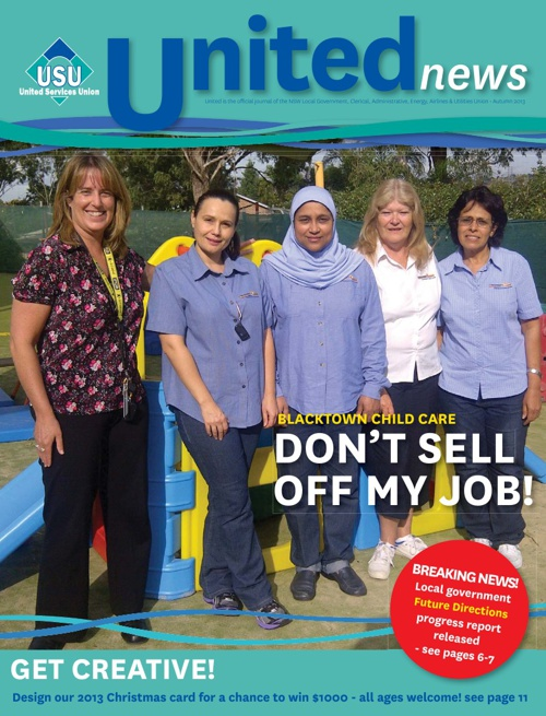 United magazine Autumn 2013
