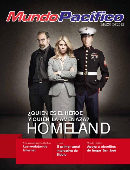 Revista Mundo Pacífico - Marzo 2012