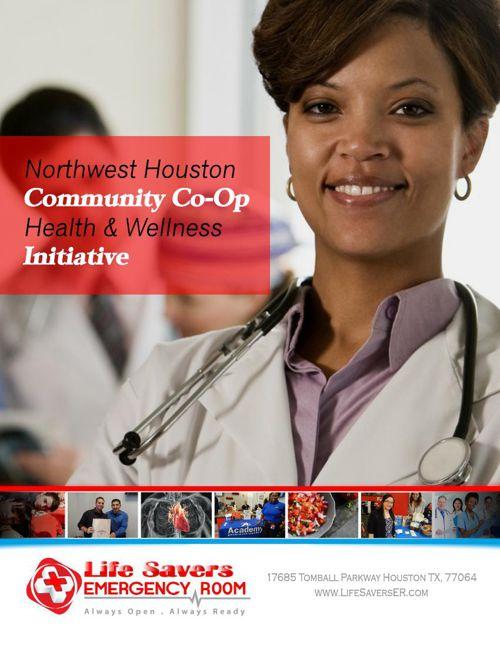 Northwest Houston Community Co-Op Health and Wellness Initiative