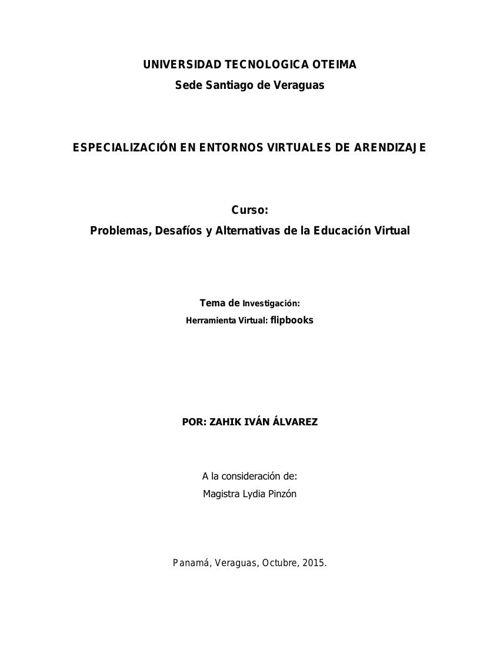 HERRAMIENTAS VIRTUALES