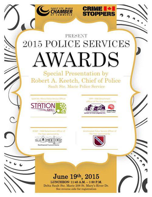 Police Awards - Web
