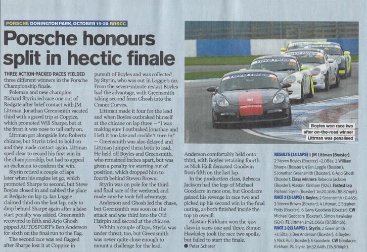 Autosport 24 October 2013