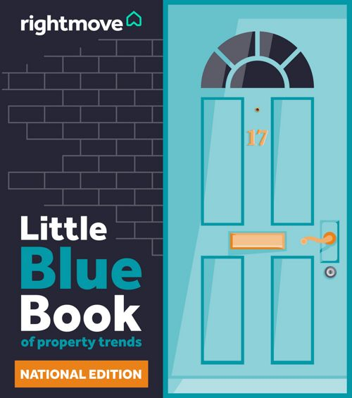 Rightmove Little Blue Book of property trends 2017