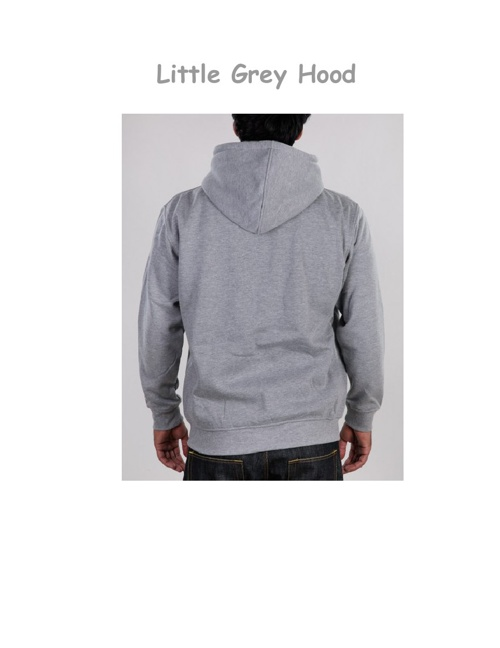 Little Grey Hood
