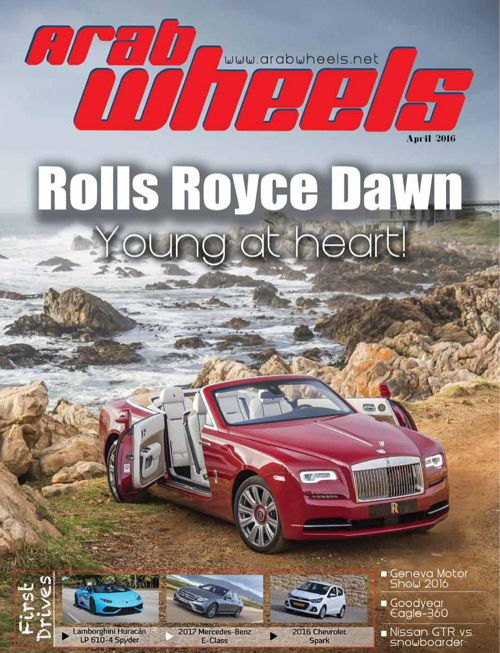 Arabwheels April 2016