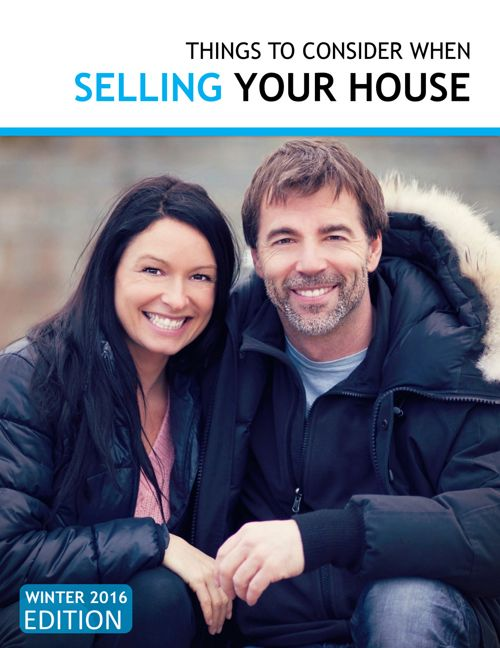 Selling Your House - Winter 2016-2017