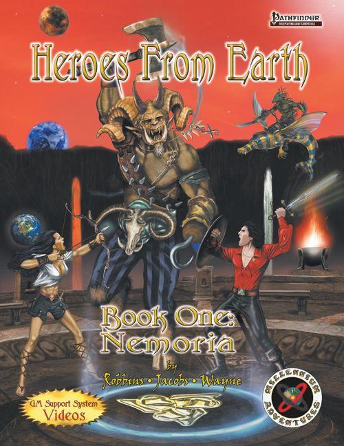 HEROES FROM EARTH - FLIPBOOK