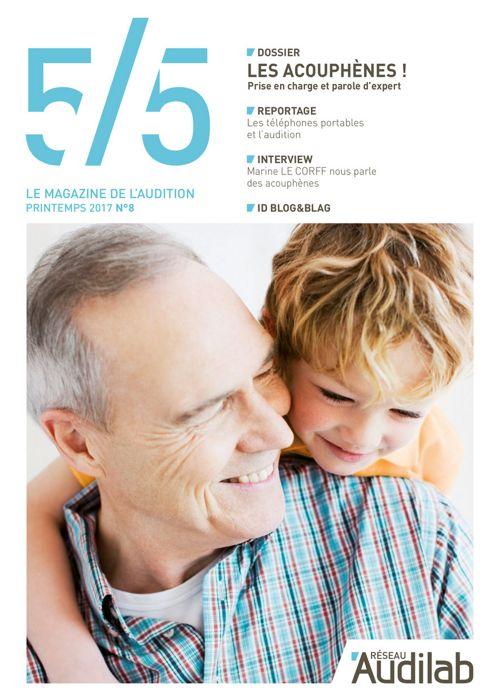magazine_audition_acouphenes_téléphones_Audilab