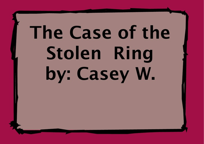 4JP Casey Mystery