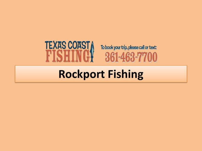 Rockport Fishing