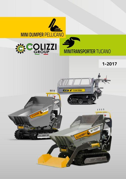 catalogo1_2017 mini dumper e mini transporter