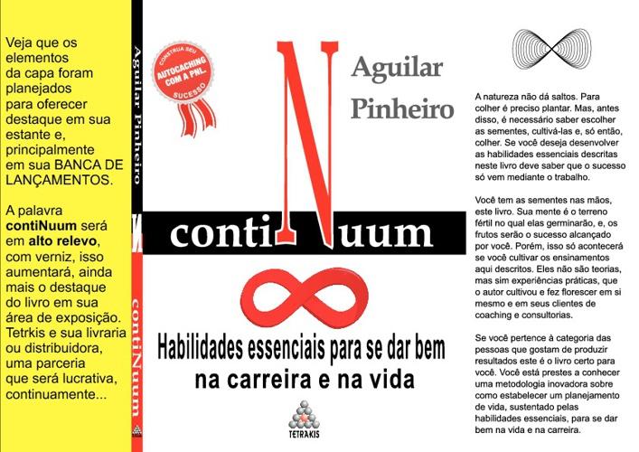 Continuum - Capa