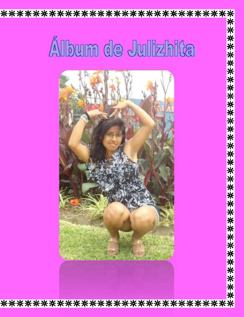 mi álbum con mis amigas