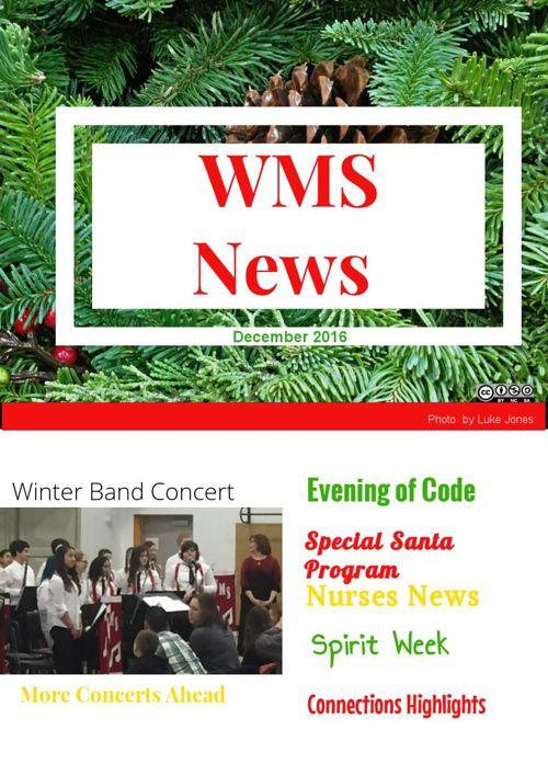 WMS News December 2016