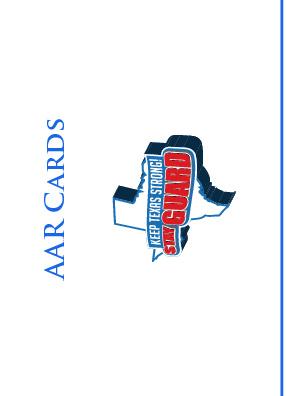AAR Cards