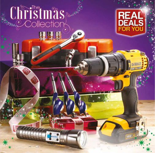 REAL DEALS FOR YOU - The Christmas collection 2015