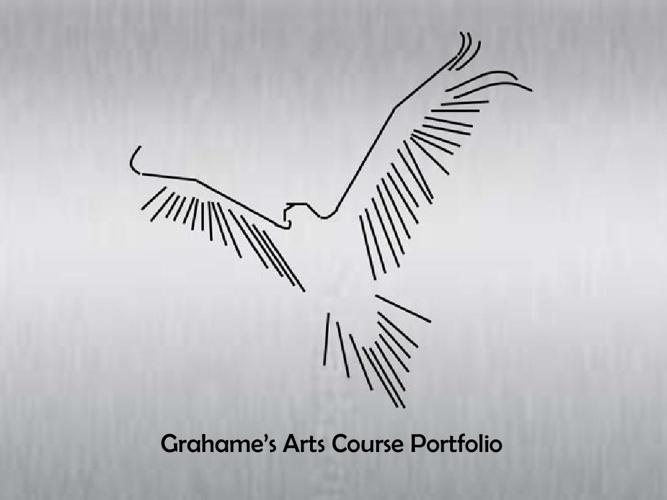 Grahame's Art Course Portfolio