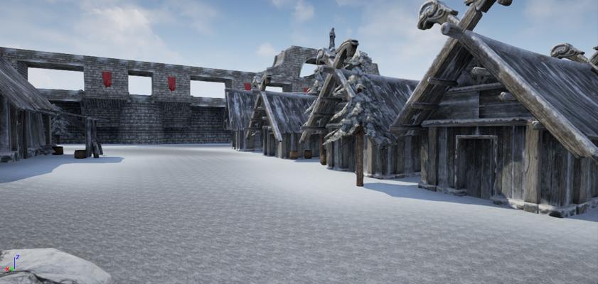 Final Level Design Screenshots