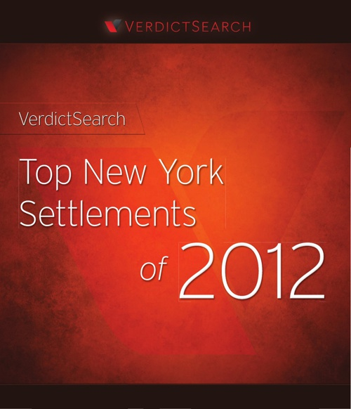 Top New York Settlements 2012