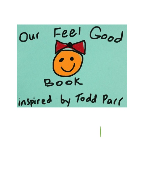 Feel Good Poems inspired by Todd Parr