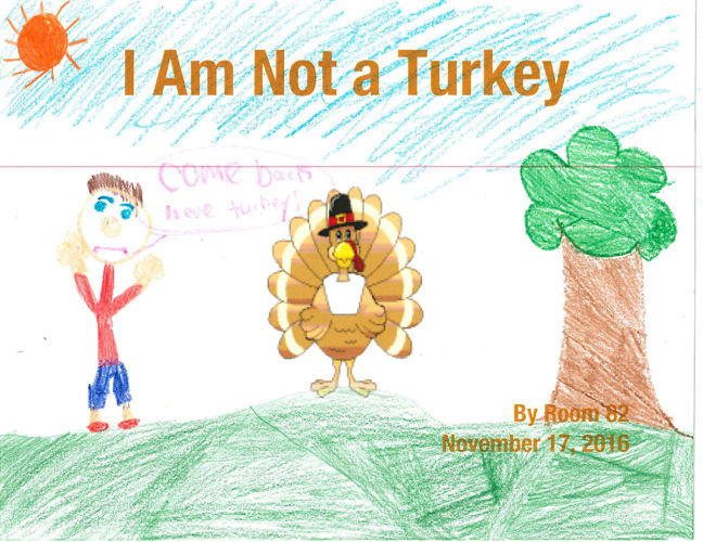 I Am Not A Turkey
