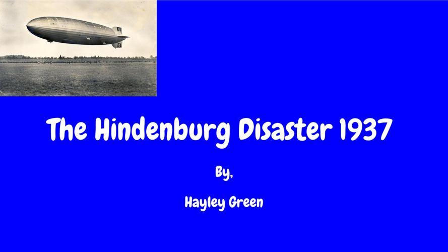Slides for informational books - Hayley Green