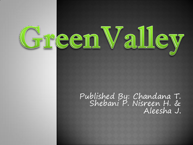 GreenValley