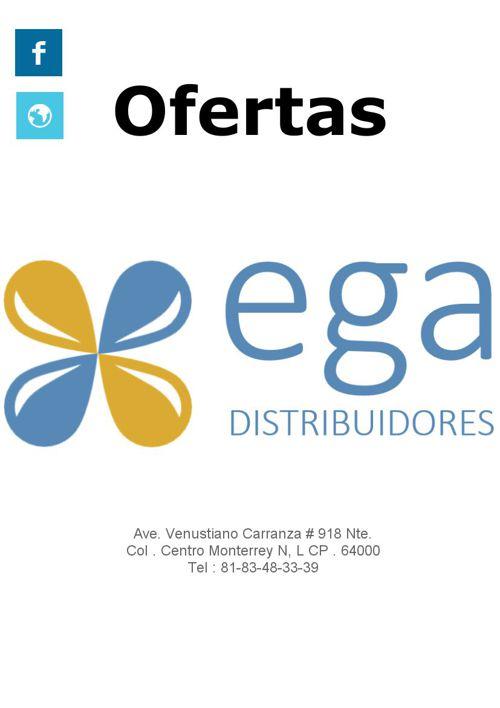 Promociones EGA Distribuidores