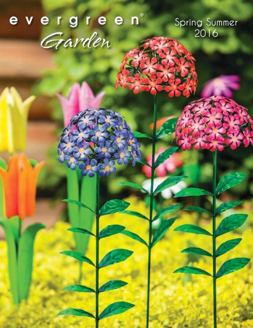 EVERGREEN GARDEN SPRING 2016 CATALOG