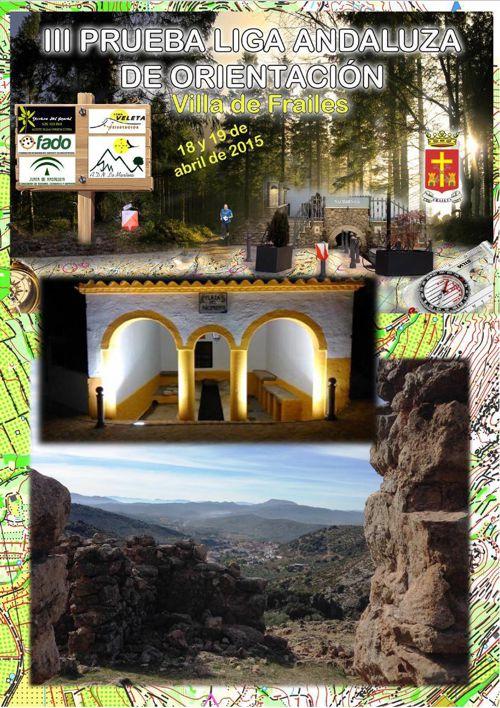 "Boletín ""La III Prueba Liga Andaluza: Trofeo Sierra Sur de Jaén"""