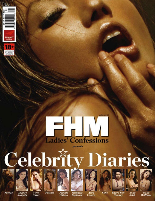FHM Ladies' Confession