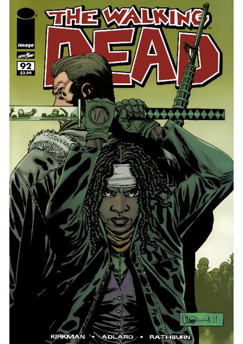 Walking Dead 92