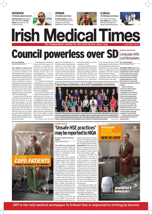 IMT - 19 April, 2013 (44 pages)