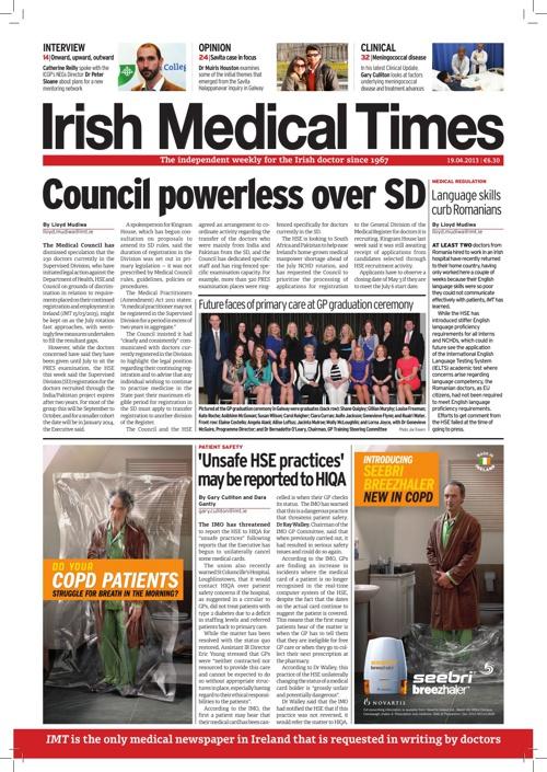 IMT - 19 April, 2013 (44 pages)