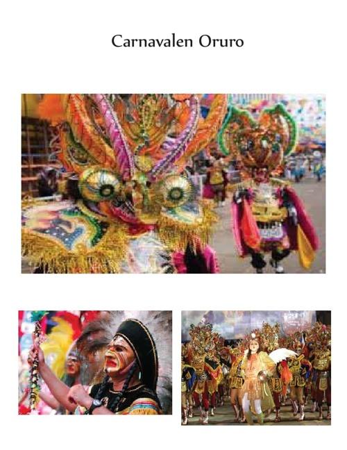 carnaval de Oruro.
