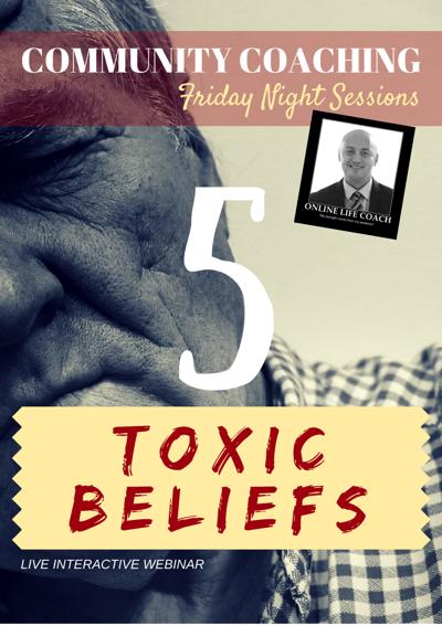 5 TOXIC BELIEFS