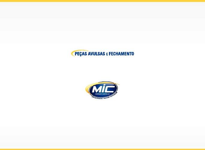 Catálogo MIC - Fechamento