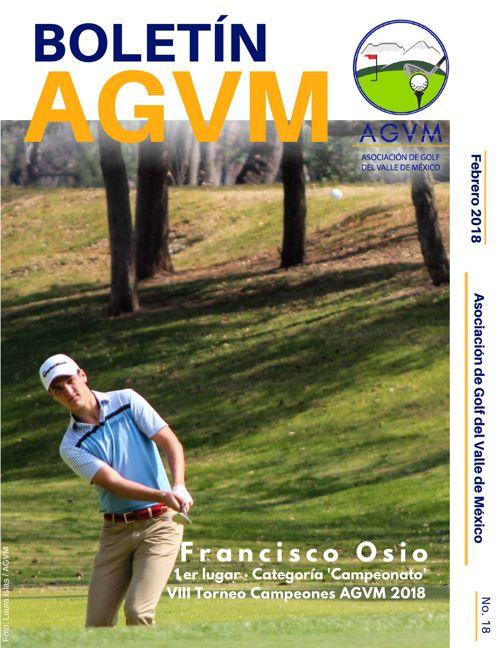 Boletín AGVM · No. 18 · Febrero 2018